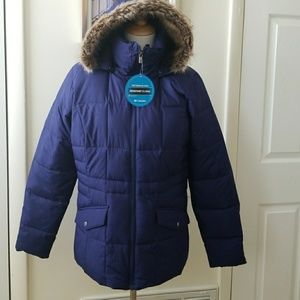 Columbia water resistant lightweight puffer MED